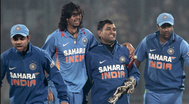 Ishant Sharma Reveals How He Found Out Dhoni's coolness