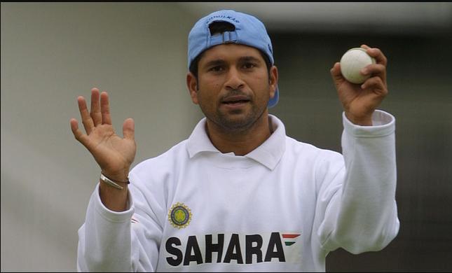 Sachin Tendulkar's ODI bowling