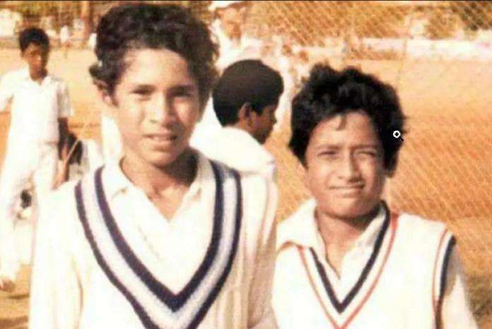 Sachin Tendulkar fielded for Pakistan