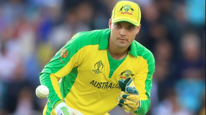 why Alex carey lose Australia''s white-ball vice-captaincy
