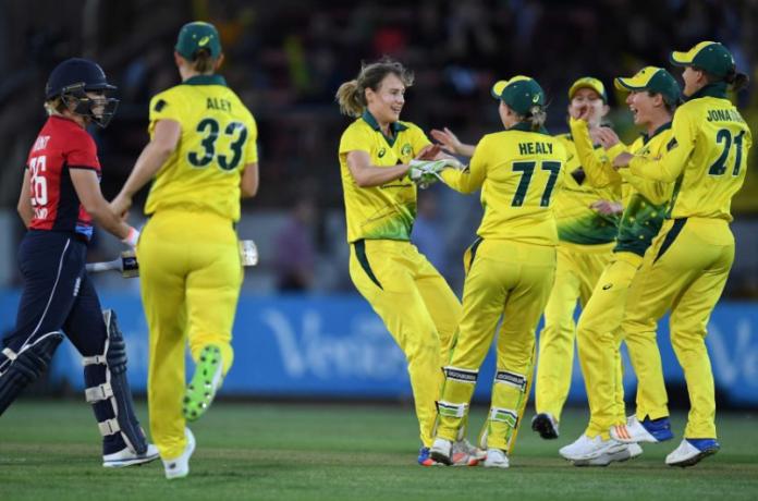 Australia women's squad for New Zealand match 2020