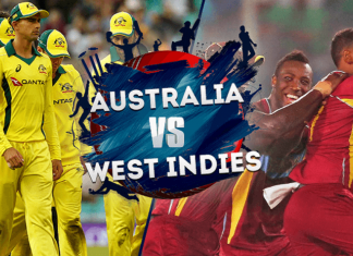 Australia vs West Indies T20 Called off