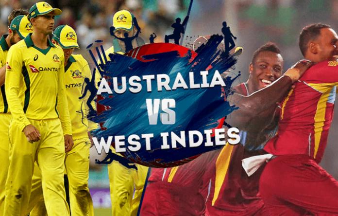 Australia vs West Indies T20 Called off