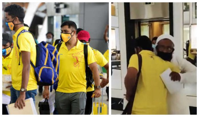 CSK players COVID-19 positive