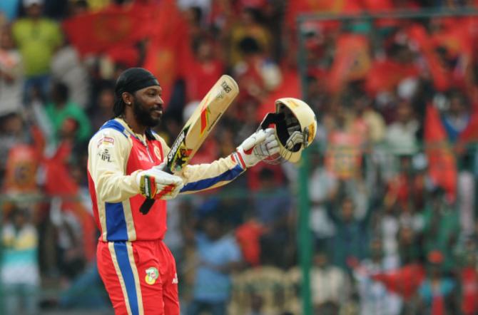 IPL : Highest Individual Score in Indian Premier League Since 2008