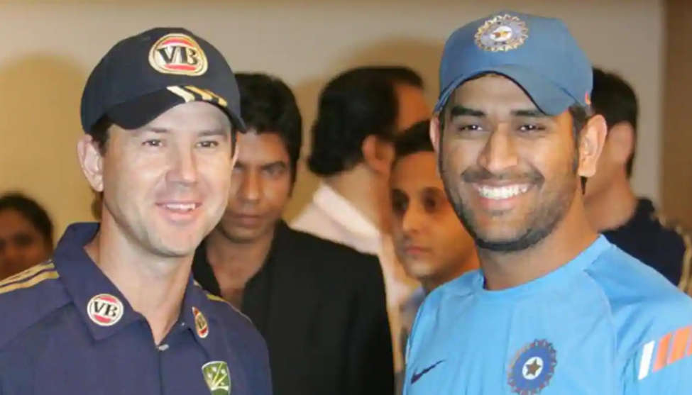 Difference in Dhoni and RickyPonting Captaincy