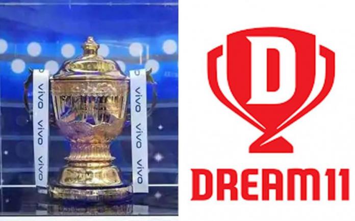 Dream11 wins IPL 2020 title sponsor bid