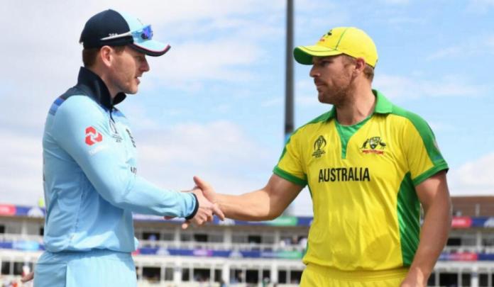 England vs Australia 1st T20I