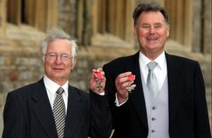 Frank Duckworth and Tony Lewis