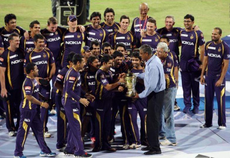 KKR lifts maiden IPL trophy in 2012 under Gambhir s captaincy