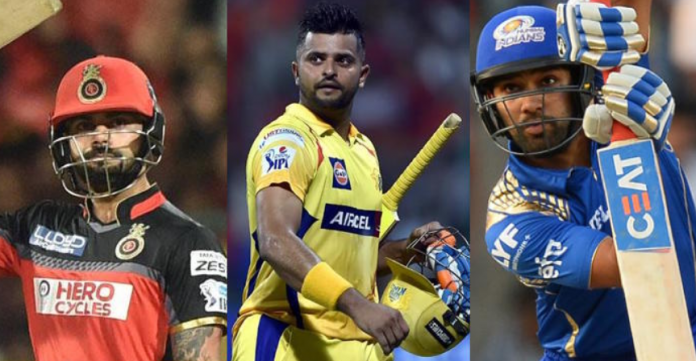 Highest Run Scorers In IPL History