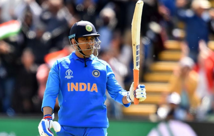 BCCI and ICC tribute to MS Dhoni on behalf of his retirement