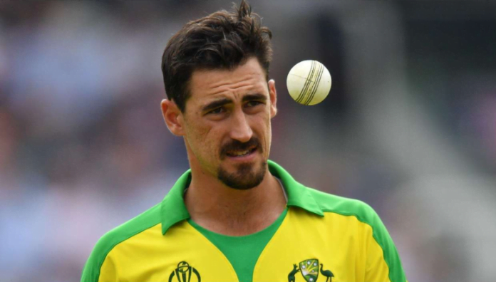 Mitchell Starc receives insurance settlement in 2018 IPL Case
