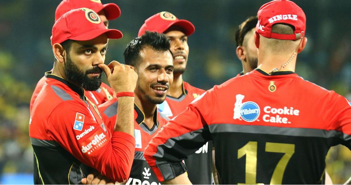 Virat Kohli leads RCB in IPL 2020