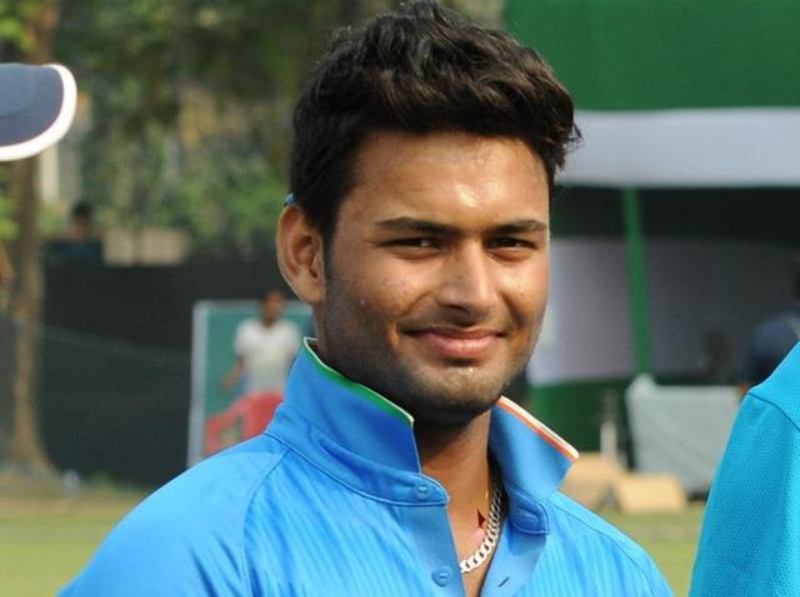 Pant made his first-class debut in Ranji Trophy debut at the age of 18 in 2015
