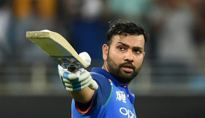 Rohit Sharma biography