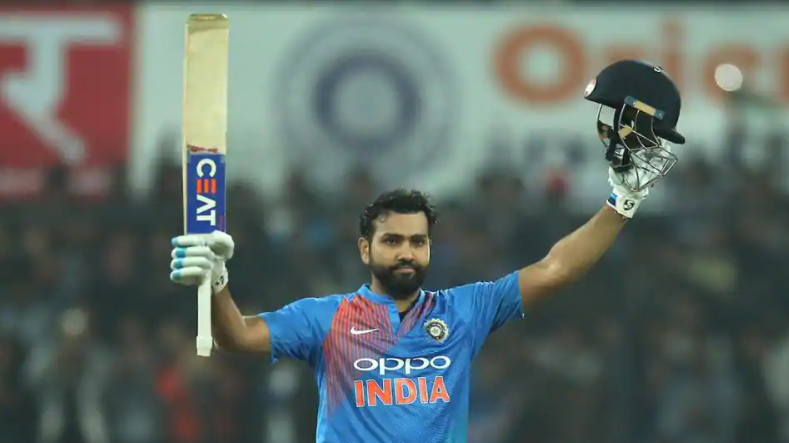 Rohit Sharma Biography : T20 Carrier