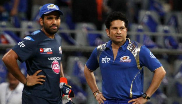Sachin Backs Rohit Sharma