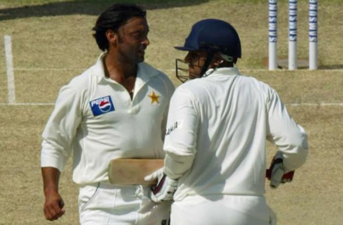 Akhtar denies Sehwag's Claim on Sledging
