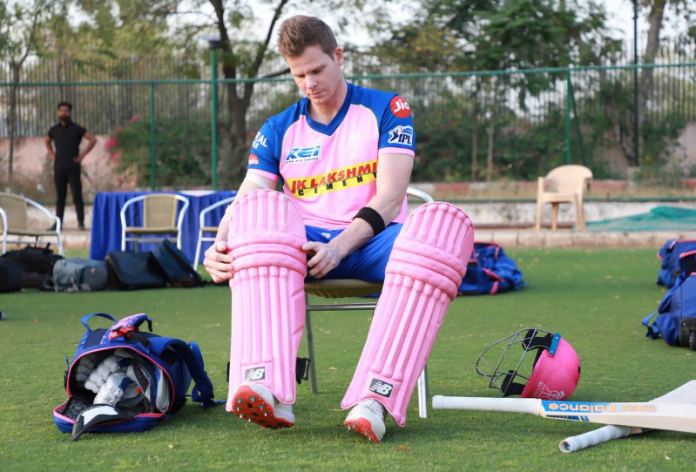 Steve Smith's preparation for IPL 2020