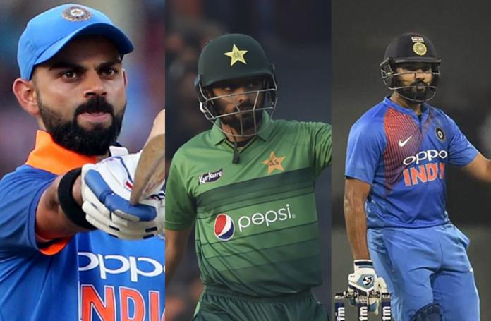 ICC Men's ODI batting Ranking 2020