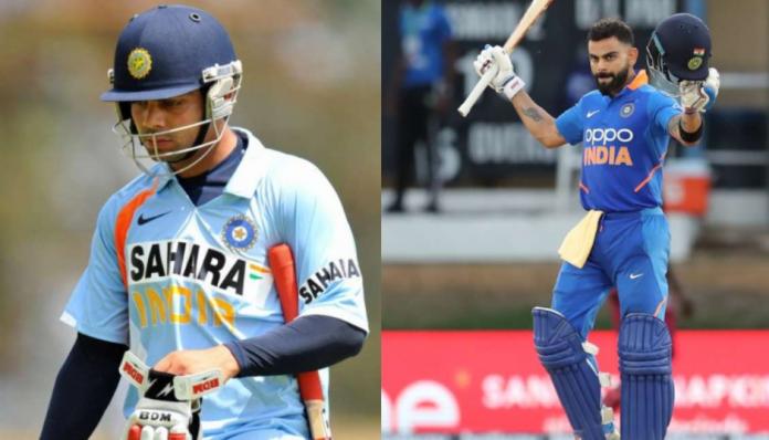Virat Kohli debut match date in ODI format