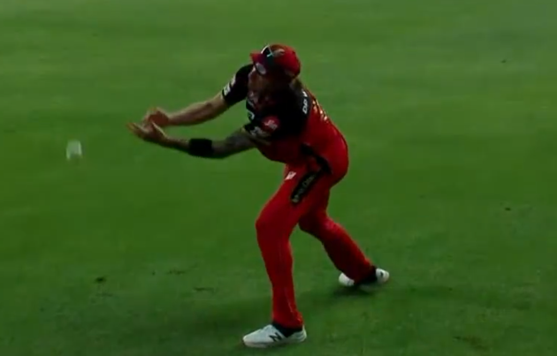 Bairstow Catch drop by Steyn