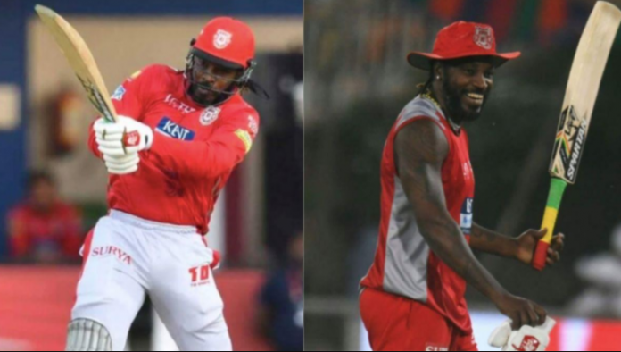 Chris Gayle starts his beast mode training ahead of IPL 2020.