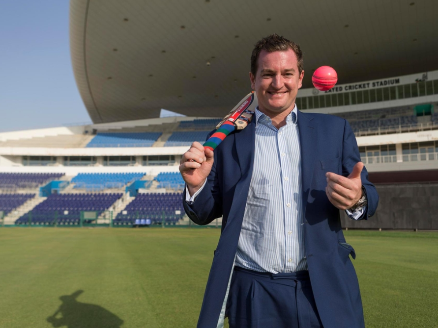 Matt Boucher, the chief executive of Abu Dhabi Cricket
