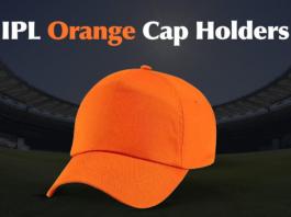 Orange Cap Holders in IPL History