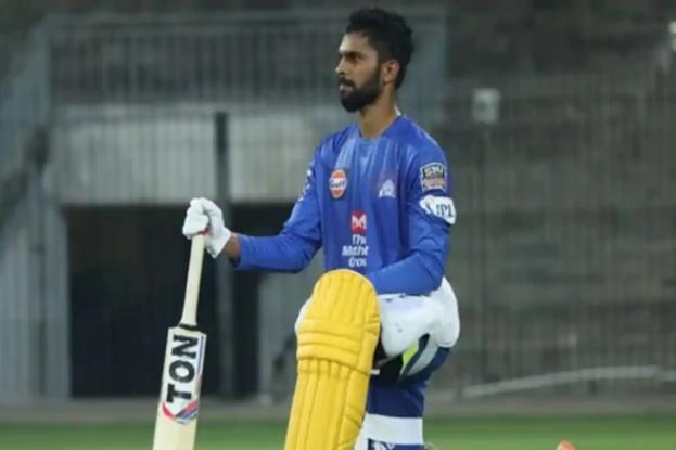 Ruturaj Gaikwad CSK player