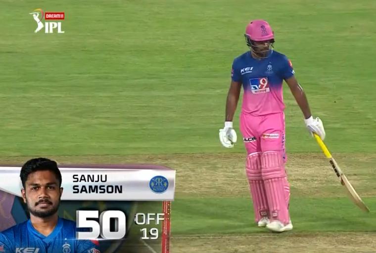 Samson half century