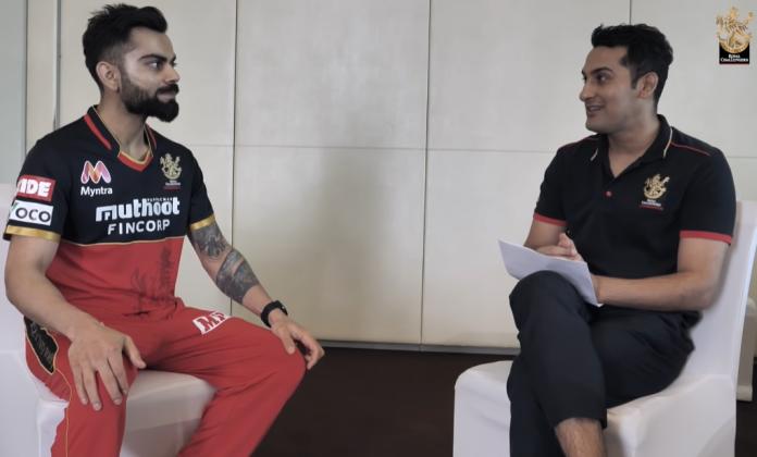 Virat Kohli interview on Bold diaries