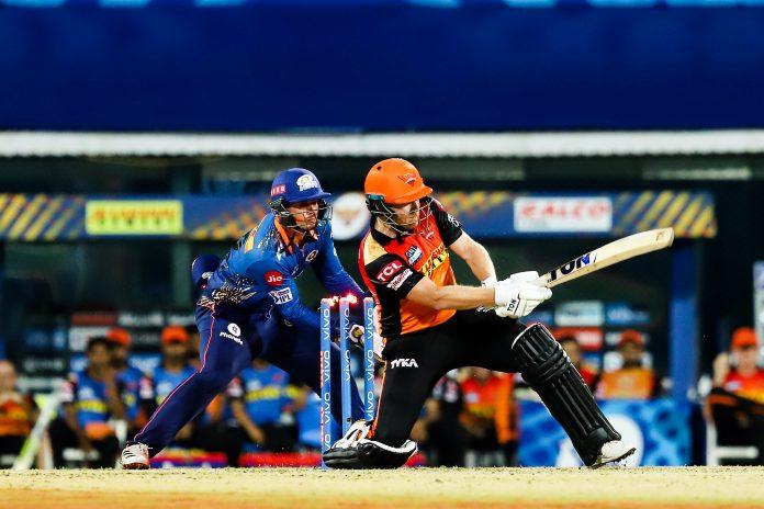 jonny bairstory hit wicket in ipl 2021