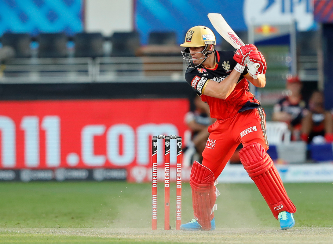 Ab de Villiers makes fifty off 22 deliveries and makes RCB to win