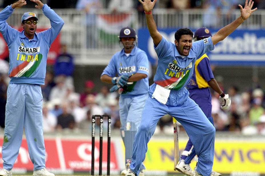 Anil Kumble - Most ODI wicket taker for India