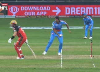 Ashwin gave warning to Finch by not dismissing via Mankad