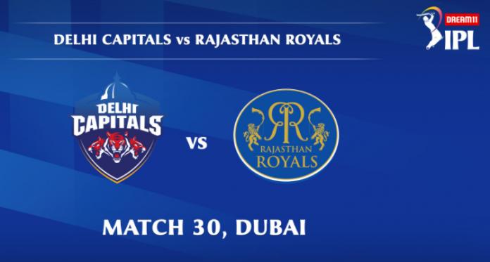 IPL 2020 DC vs RR highlights