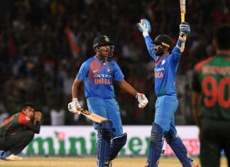 Dinesh Karthik recalls the Nidahas Trophy win