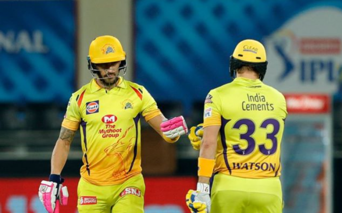 Highest opening partnership in IPL