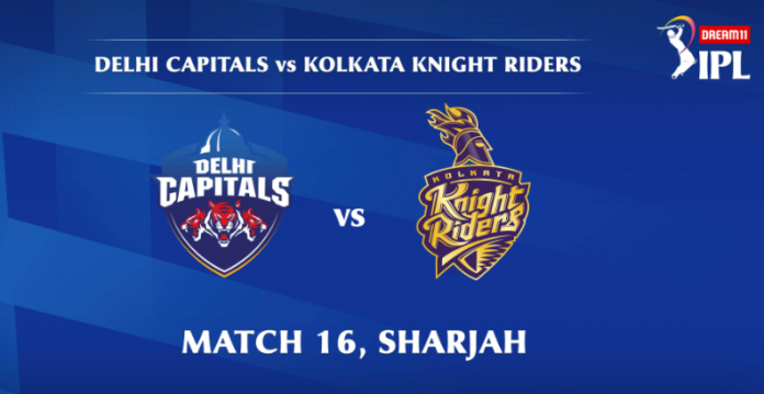 IPL 2020 DC vs KKR