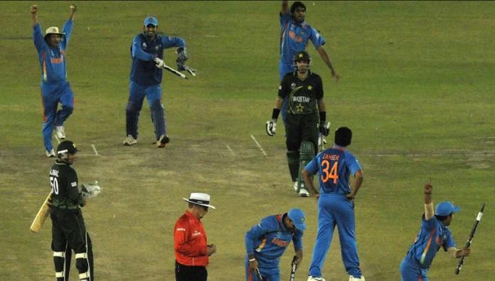 India vs Pakistan 2011 WC