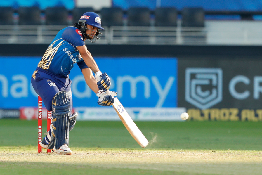 Ishan Kishan scored his half-century in 37 deliveries