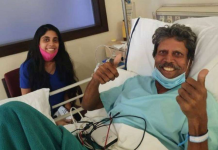 Kapil Dev admitted in hospital