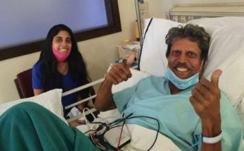 Kapil Dev admitted in hospital