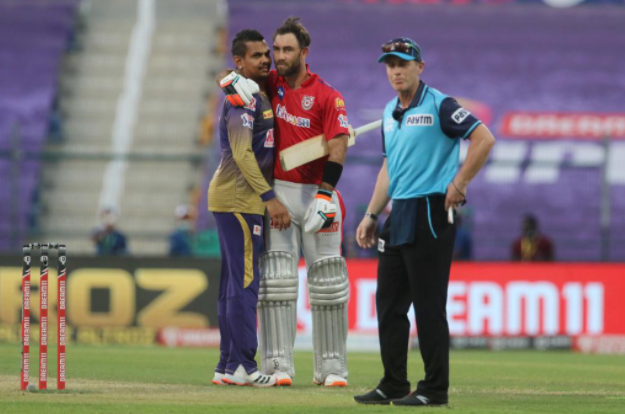 Sunil Narine's final over bags KKR's victory