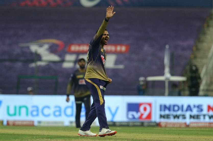 Narine bowls the death overs for KKR which leads to their victory