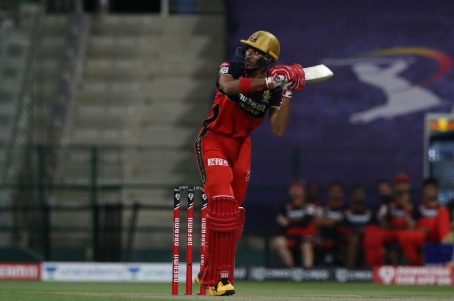Padikkal scored 74 runs from 45 deliveries