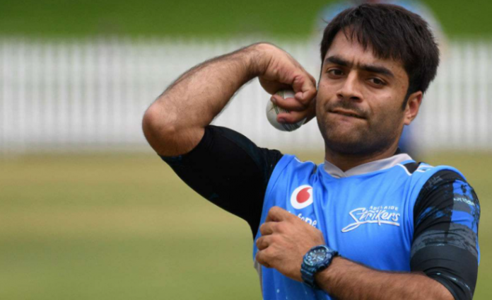 Rashid Khan to play for Adelaide Strikers in BBL 10