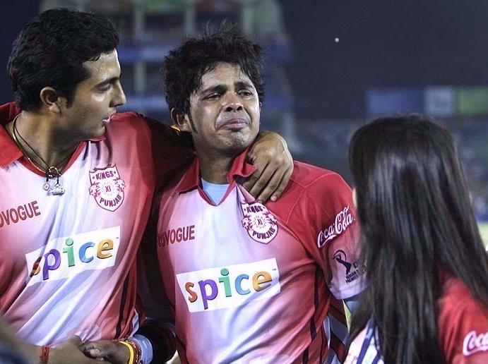 Sreesanth slapgate IPL controversie